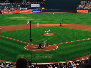 Covering Baltimore Orioles